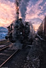 a dream in winter (blatnik_michael) Tags: fuji xt20 xc1650 ferlach zug nikolozug steamtrain train colors rosental valley snow winter schnee steam christmas austria carinthia