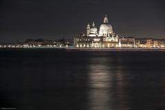 Basilica di Santa Maria della Salute, Venezia (bigbluewolf) Tags: nikon d750 venetian venezia venice long exposure water seas sea church basilica