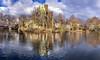 Johanneskirche am Feuersee, Stuttgart (Rainer Fritz) Tags: reflektionen johanniskirche stuttgart natur feuersee badenwürttemberg deutschland de church
