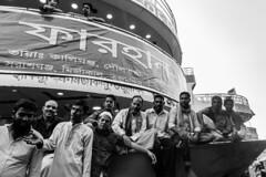 Sadarghat (Hiro_A) Tags: sadarghat bangladesh bangladeshi olddhaka dhaka asia ship people guys monochrome blackwhite bw sony rx100m3