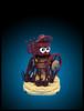 Glücklicher Heuhaufen (Karf Oohlu) Tags: lego moc minifig knight countryhick silly
