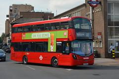 LK17 CZJ (VWH2282) Metroline London (hotspur_star) Tags: londontransport londonbuses londonbus londonbuses2017 wrightbus volvob5lh tfl transportforlondon hybridbus hybridtechnology busscene2017 doubledeck metrolinelondon lk17czj vwh2282 120