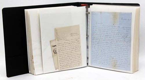 Personal Letters of the Edwin Cushing Family ($1,064.00)