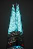 Tip Of The Shard (James_Beard) Tags: shard theshard renzopiano london londonarchitecture londonlandmarks fujixt2 fujixf55200 telephoto lights christmaslights