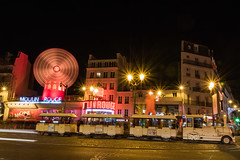 Moulin Rouge and Pigalle place (arnaud_martinez) Tags: city cityscape eiffel elysees france illuminated light night obelisque outdoors paris sky street arc arch arched architecture bigwheel bridge building bulbs cars champs christmas de evening flow iron lady landmark lighthouse mill monument moulin nobody old palace palais petit red rouge show skyline small tower traffic train travel triomphe urban
