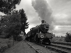 Farewell my lovely (Alastair Wood) Tags: 7812severnvalleyrailway gwr hamptonloade