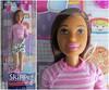 Shopping finds -  Brunette Babysitter (Foxy Belle) Tags: doll barbie walmart shop new 2017 2018 mattel toy skipper babysitter child pink top mole