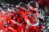 Glass Bubbling - Abstract Macro (M. Carpentier) Tags: redux2017myfavoritethemeoftheyear bubbles bulles glass macromondays red rouge verre