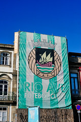 Rio Ave Futebol Clube, Vila do Conde (Gail at Large | Image Legacy) Tags: 2017 portugal viladoconde gailatlargecom