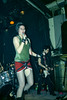 Yeah Yeah Yeahs at Knitting Factory by Edwina Hay (2 of 3) (eatsdirt) Tags: 35mm brianchase bustmagazine bustmagazinebenefit kareno knittingfactory march2002 nickzinner theyeahyeahyeahs yeahyeahyeahs film scan