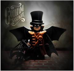 Batman, Gotham By Gaslight (LegoKlyph) Tags: lego custom batman bat man brick block mini figure art steampunk gotham gaslight jack ripper mike mignola elizabeth chadwick dick giordano brian augustyn bats