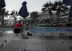 LifeGuard (Janne Räkköläinen) Tags: cyprus lifeguard swimming swimmingpool summer sun holiday safe sunbed marevillage tui kesä kypros beach water empty canon6d canonphotography 2017 october outside outdoor urban life fun alert ready