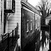 (Nico_1962) Tags: blackandwhite bw zwartwit summarit leica gouda meetzoeker rangefinder leicam zeiss planar nederland thenetherlands stad gracht canal