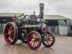 Bishops Castle Michaelmas Fair (Ben Matthews1992) Tags: 2017 bishops castle michaelmas fair shropshire salop uk england britain british old vintage historic preserved preservation vehicle transport haulage steam traction engine locomotive foster agricultural general purpose 12539 winnie ma5730 6nhp