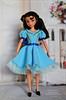 Isabel (1) (Lindi Dragon) Tags: doll disney disneyprincess disneystore elena avalor isabel blue dress handmade