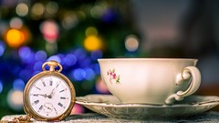 Time After Time (YᗩSᗰIᘉᗴ HᗴᘉS +10 000 000 thx❀) Tags: coffee coffeebreak break breaktime time clock old bokeh bokehlicious beyondbokeh hensyasmine yasminehens color colour couleur morning