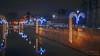Décorations de Noël ! (Cedraw) Tags: rivière urbain street ville centreville nuit nocturne lumières luminosité lumineux lampadaires reflets refléter naturel eau lemau marne champagneardennes châlonsenchampagne grandest nordest nord est poselongue longuepose longueexposure longueexposition couleurs coloré pont sigma sigma1750mm nikon nikond5300