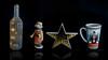 Weihnachtsreihe (markus.hermenau) Tags: weihnachten reihe räuchermännchen tasse stern flasche lichter