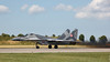 Polish Air Force MiG-29A 65 opening the throttle before takeoff from Malbork AB (Jeroen.B) Tags: 2017 29 airbase fighter malbork mig29 poland polen aircraft jet mikoyangurevich mig29a mig 65 29605263653812 polish air force siły powietrzne