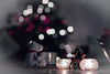 Last few days of Christmas (jayneboo) Tags: 365 christmas bear polar decorations tree lights bokeh celebrations odc almostdone