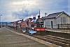 LMS Double Header (paul_braybrook) Tags: 1000 lms compound jubilee 5690 leander steamlocomotive atterclifferoad sheffield southyorkshire railway railtour trains