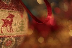 Warmth does come from the fire, but most of all, it comes from family and friends. (c) (alutik) Tags: macromondays litbycandlelight winter seasonal holidays holidayspirit holidaymood holidaybokeh christmas christmasmood xmas bokeh texture textured colors colorful bright bauble decoration december dof deapthoffield ribbon macro closeup canon 70d efs1855mmf3556iii christmaspattern pattern