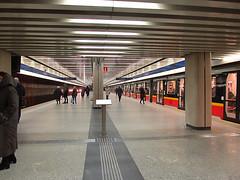 Metro Warszawskie (transport131) Tags: mw metro warszawskie station stacja infrastruktura infrastructure ursynów