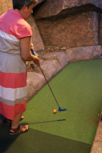 Mini Golf - Osoyoos