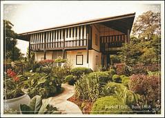 postcard - Singapore Botanic Gardens (Jassy-50) Tags: postcard singapore singaporebotanicgardens botanicgardens unescoworldheritagesite unescoworldheritage unesco worldheritagesite worldheritage whs burkillhall building architecture garden