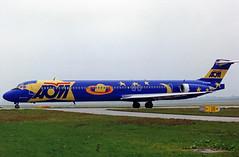 AOM MD-83 F-GGMB (gooneybird29) Tags: flugzeug flughafen aircraft airport airplane airline muc mcdonnelldouglas douglas aom fggmb md83