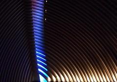 8 - Créteil, Cathédrale Notre-Dame - Lumières (melina1965) Tags: 2017 décembre december îledefrance valdemarne nikon coolpix s3700 créteil église églises church churches vitrail vitraux stainedglasswindow stainedglasswindows lumière light