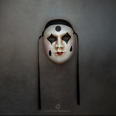 Pierrot Mask (fesign) Tags: arts background carnival costume culture decoration design disguise dramamask dress elegance entertainment fancy fantasy fashion italian italy mask masquerademask mystery object ornate people performance photography pierrot plain single venetian venice