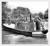 Sickle (R~P~M) Tags: boat narrowboat canal waterway grandunion stokebruerne northants northamptonshire england uk unitedkingdom greatbritain