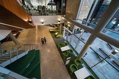 New space (OzzRod) Tags: pentax k1 laowa12mmf28 architecture design building modern university campus newcastle australia dailyinjanuary2018