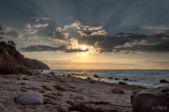 cloudcoveredsun (CPbild) Tags: natur outdoor meer küste sonnenuntergang seaside coast ostsee strand beach balticsea cpbild nikon d750 sigma35mm14 sunset nikonflickrtrophy