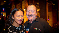 2018.01.06 Out for Pete II with Martin O'Malley and Danica Roem, Washington, DC USA 2179