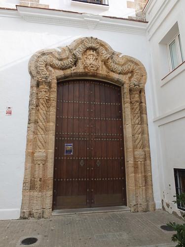 Iglesia de San Francisco - Portada