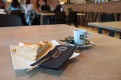 Théâtre de Liège (GenJapan1986) Tags: 2017 théâtredeliège カフェ ケーキ コーヒー ベルギー リエージュ 旅行 liège belgium travel fujifilmx70 sweets cafe food cake coffee