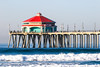 RLP02 (Ron Lyon Photo) Tags: huntingtonbeach ca unitedstatesofamerica ronlyonphoto hbpier hbcult lifeguardtower