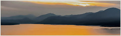 Sonnenuntergang über dem Gardasee - Il tramonto sul Lago di Garda (^^oskar´) Tags: gardasee lago garda sundown italy italien italia lake italie coucherdesoleil