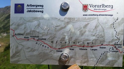 20170613 03 406 Jakobus St Christoph Arlbergweg Jakobusweg