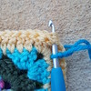20171224_163018 (crochetbug13) Tags: crochetbug crochetsquares grannysquares crochetblanket crochetafghan crochetthrow roseanne roseannereboot roseannesofablanket crocheted crocheting scrapyarn yarnstash