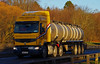 RENAULT Premium - BRIAN CUNNINGHAM Ellesmere Port (scotrailm 63A) Tags: lorries trucks tankers