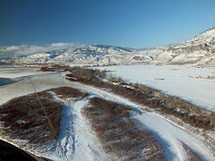 1712230001 (Jan Nademlejnsky) Tags: kamloops winterbeauty nademlejnsky airborne northwing quest gt5 hangglider trike flying ultralight southridge sandbars