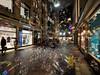 Illusionen (WeiterWinkel) Tags: düsseldorf nrw seifenblasen dunkel dark illusions bubbles