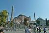 Istanbul - Ayasofya outside day (raluistro) Tags: istanbul europe asia ayasofya hagiasofia museum
