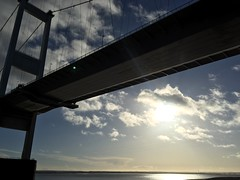 (adrianhill2) Tags: m48 suspensionbridge riversevern severnbridge