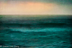 Horizon Series #78 (lorinleecary) Tags: california cambria artography composite digitalart horizonseries horizons layered ndfilter photomanipulation seascapes slowmotion sunset textured