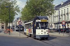 6223 22 (brossel 8260) Tags: belgique gent gand tram pcc mivg delijn