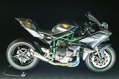 DSC03019 (Kenny@SouthPark) Tags: tamiya kawasaki h2r model